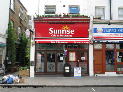 View of Sunrise Café. Sourced from Local Data Search website