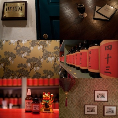 Sourced from Opium website. I felt too shy to take photos when I was there *blushes*