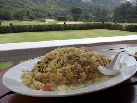 Yeung Chow fried rice - the taste of a happy childhood