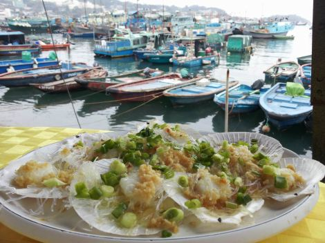 From boat to plate