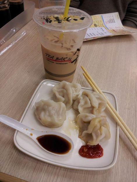 Fare thee well, oh dumplings