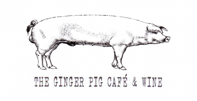 Copyright of The Ginger Pig Café. Sourced from The Ginger Café website