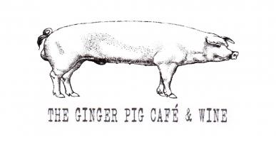 Copyright of The Ginger Pig Café. Sourced from The Ginger Café website