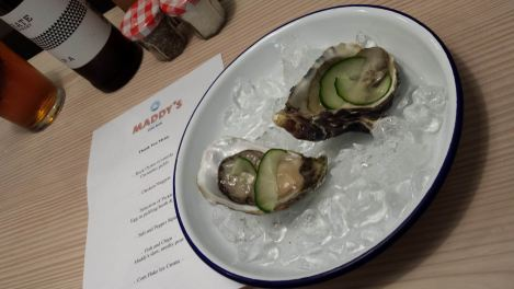 Rock Oysters!