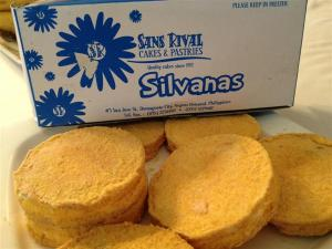 The famous silvanas of Sans Rival Cake House in Dumaguete. Credit to www.topten.ph